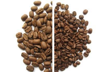 Свежеобжаренный кофе в зернах купить в москве россия